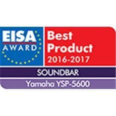 EISA: The YSP-5600 has been voted the best soundbar for 2016