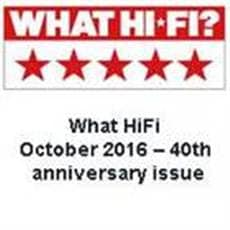 What HiFi October 2016 – 40th anniversary issue RX-A3060