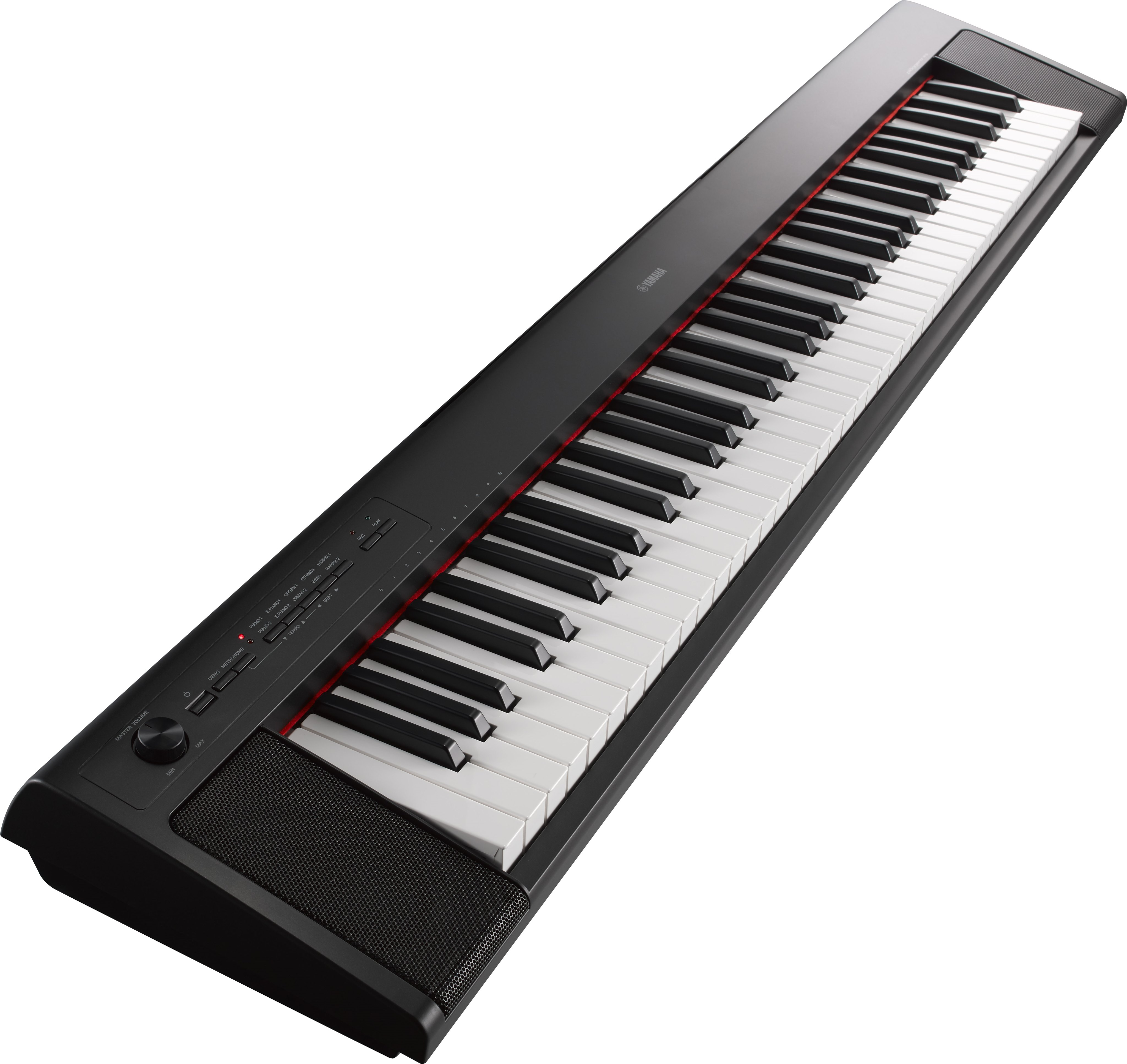 Np 32 12 overview piaggero keyboard instruments for Yamaha warranty registration