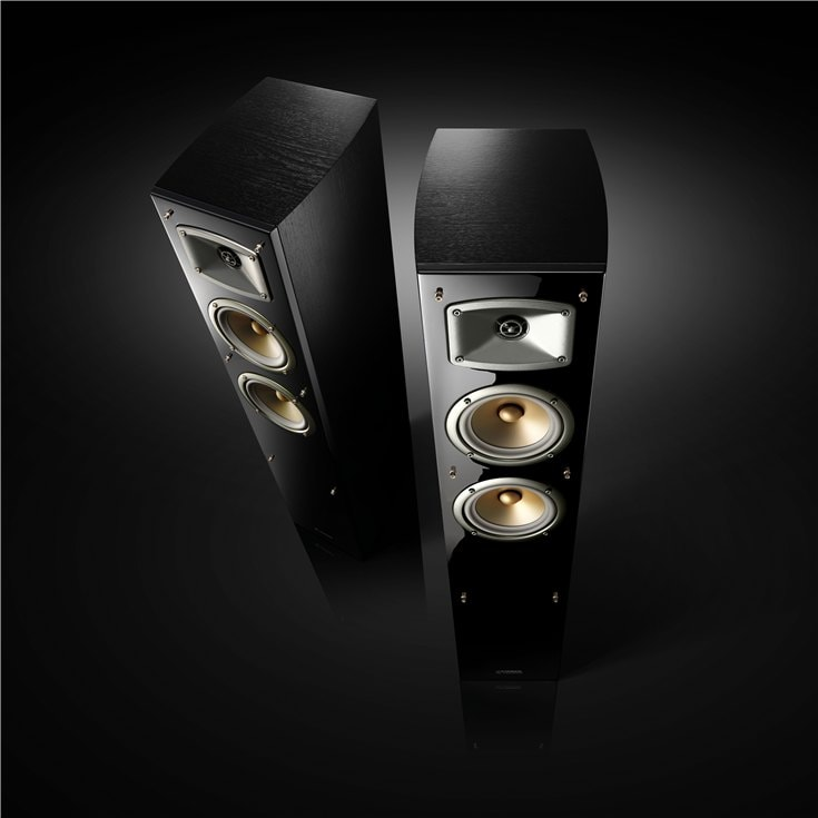 ns f330 overview speaker systems audio visual. Black Bedroom Furniture Sets. Home Design Ideas