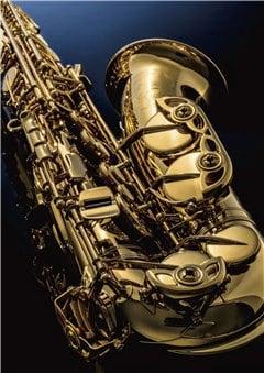 Yamaha 875EX Alto Sax