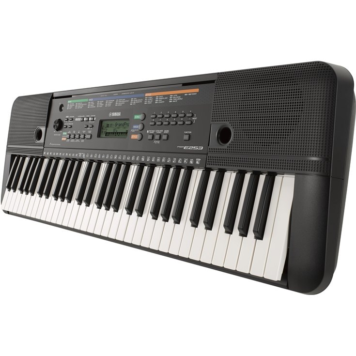 Psr e253 overview portable keyboards keyboard for How to repair yamaha keyboard
