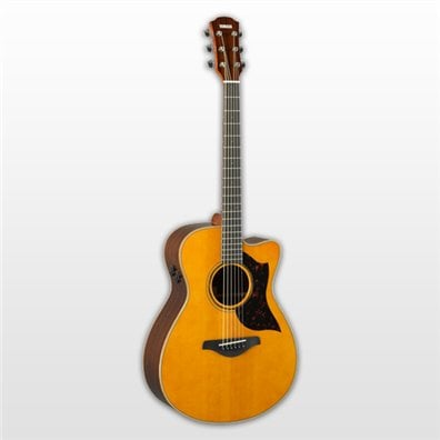 Acoustic guitars guitars basses musical instruments for Where are yamaha guitars made