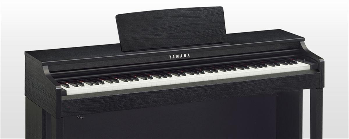 clp 525 specs clavinova pianos musical instruments. Black Bedroom Furniture Sets. Home Design Ideas
