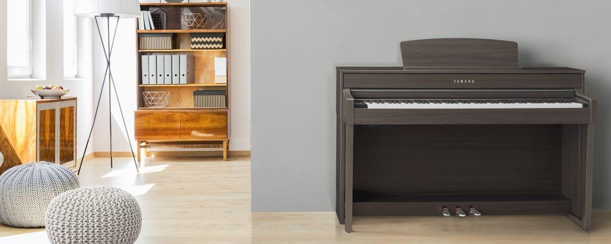 CLP-645 - Audio & Video - Clavinova - Pianos - Musical Instruments ...