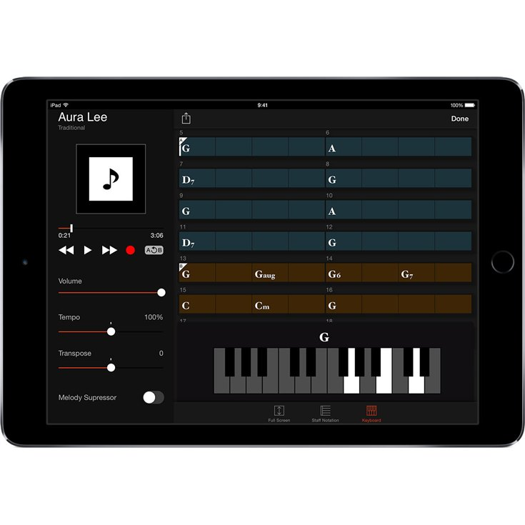 Chord Tracker Overview Apps Pianos Musical Instruments