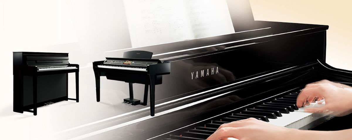The new Clavinova CLP-600 series: Distilling the very