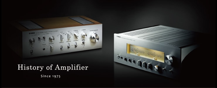 History of Amplifier - Since 1974