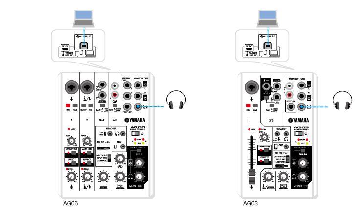ag series - desktop audio - ag series