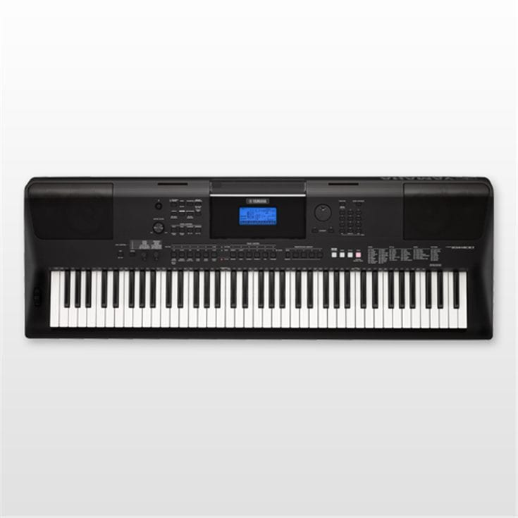 Psr Ew400 Overview Portable Keyboards Keyboard