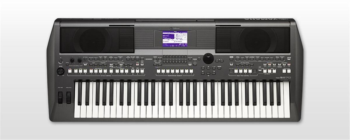 Скачать стили для синтезатора ямаха пср с 670