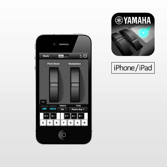 sound controller overview apps pianos musical instruments products yamaha uk and. Black Bedroom Furniture Sets. Home Design Ideas