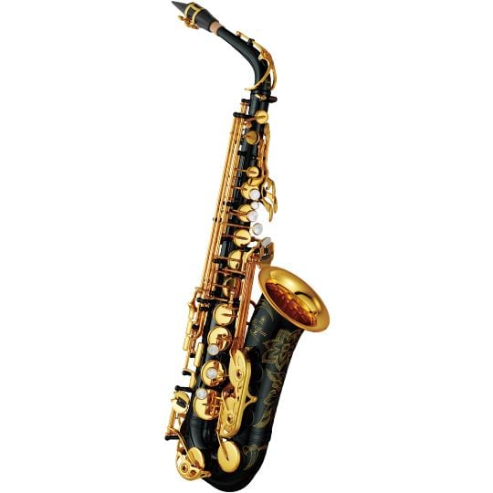 Yamaha Saxophones Manual