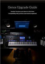 Genos - Downloads - Digital Workstations - Keyboard